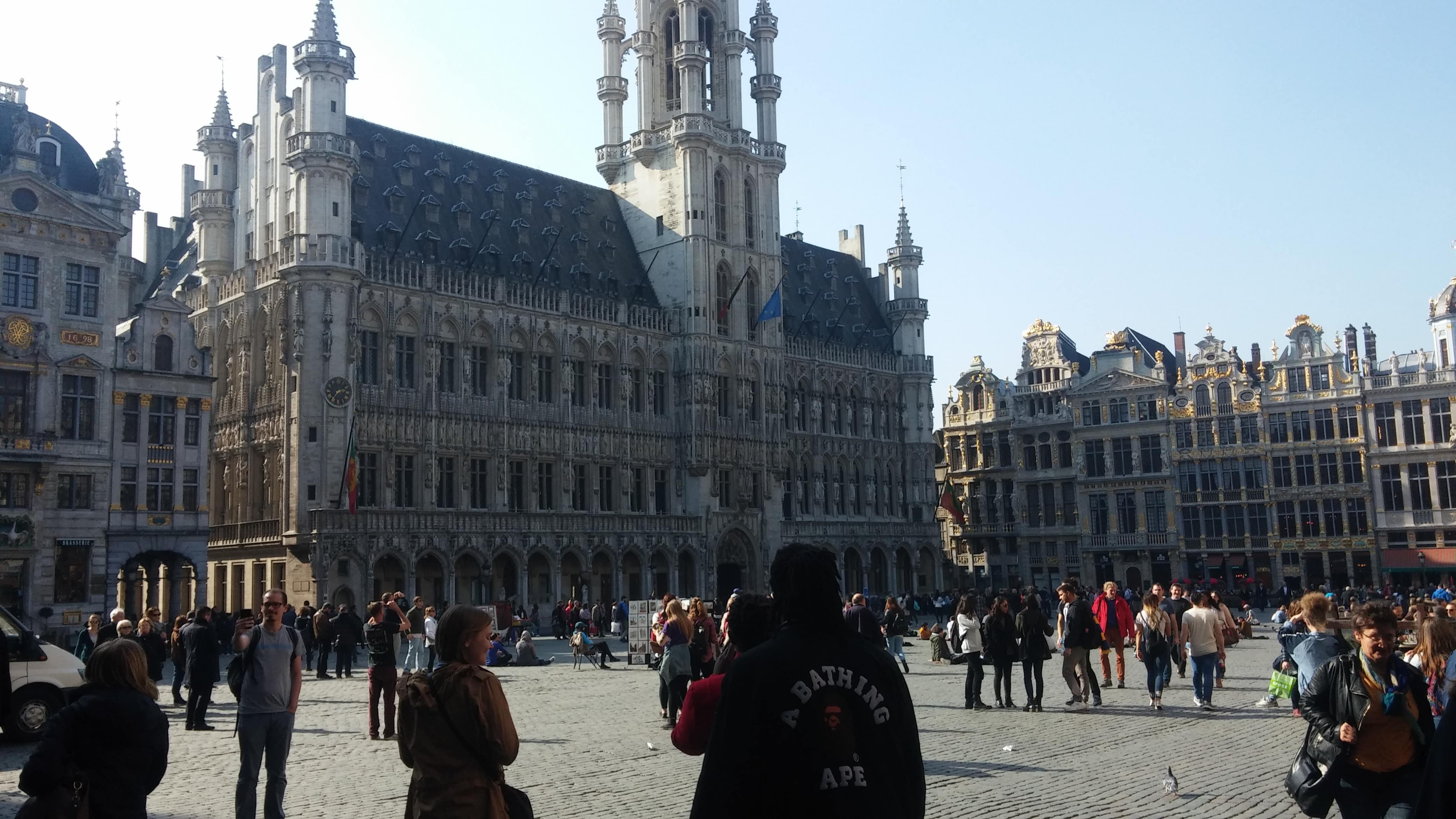 Gran Place - O que fazer em Bruxelas