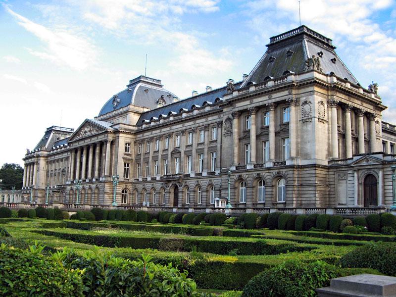 palacio_real - o que fazer em bruxelas