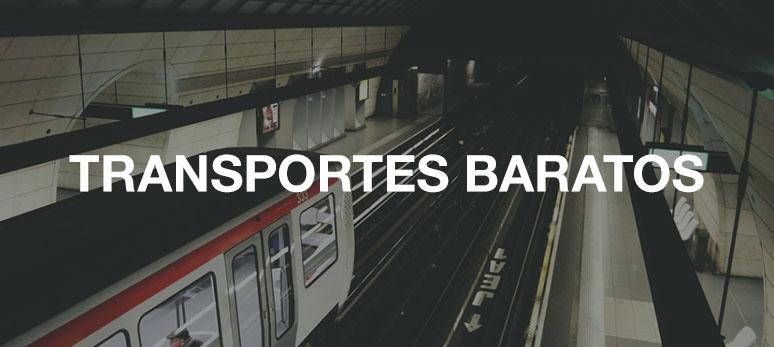 viajar barato na europa - transporte publico