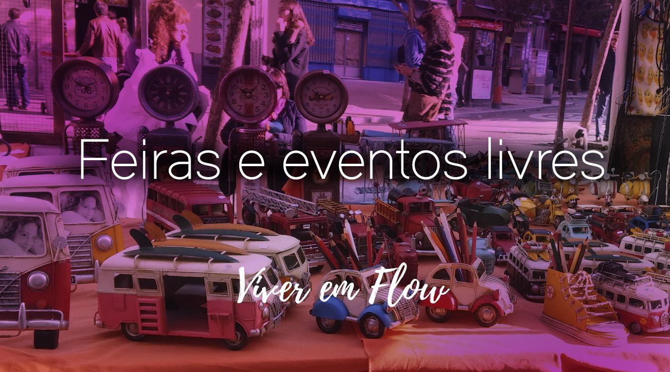 Feiras livres e eventos gratuitos em Madri - Viver em flow