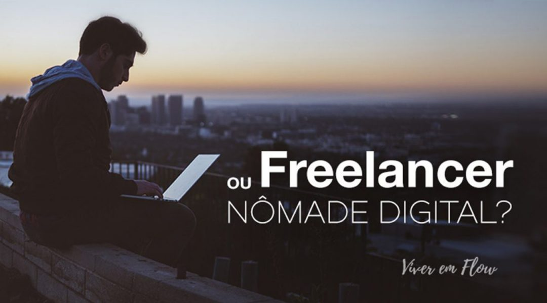 Freelancer ou nomade digital