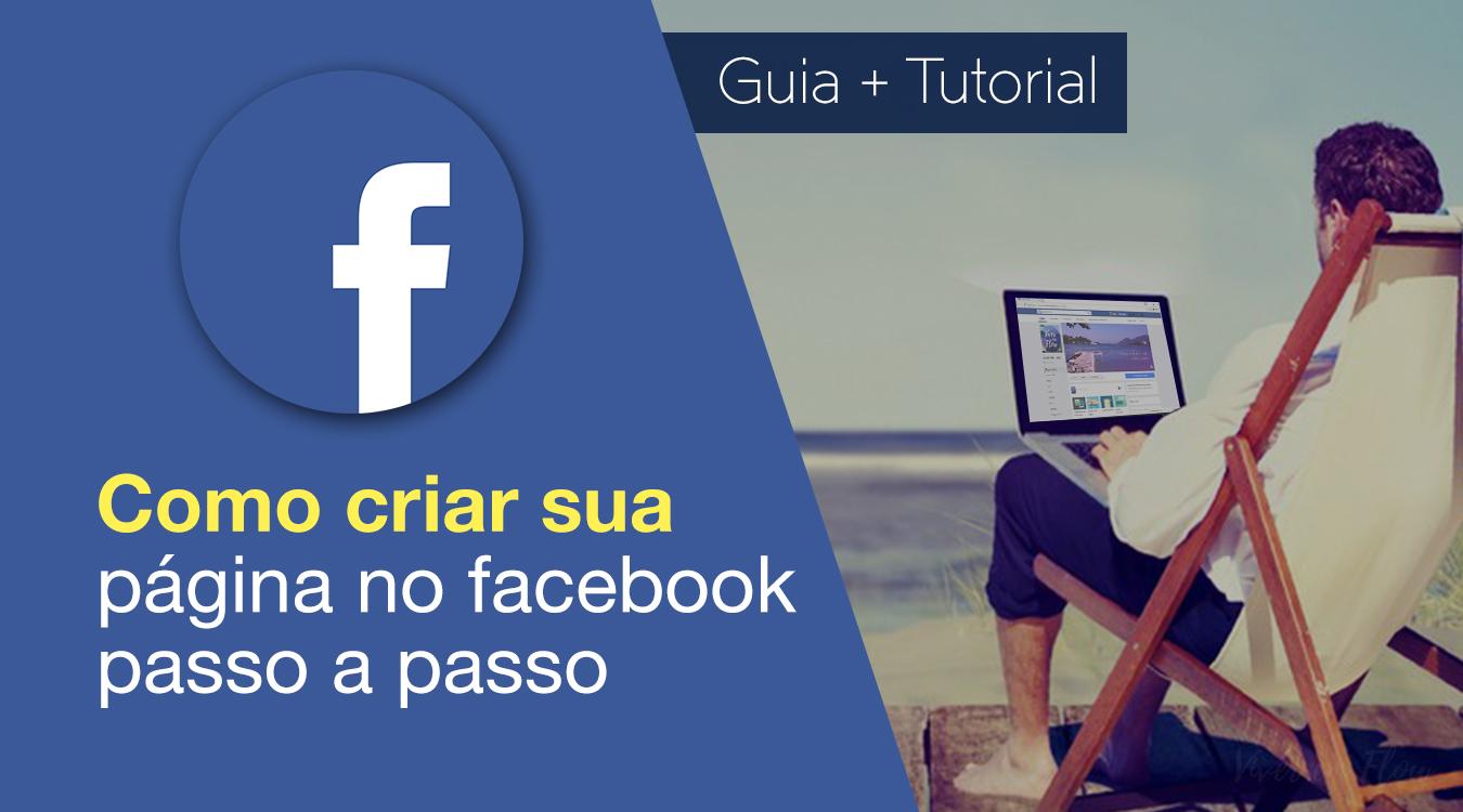criar pagina facebook empresas marca blog